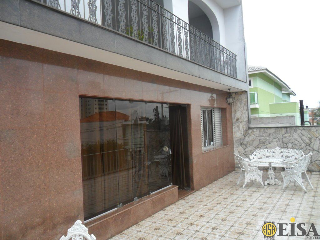 VENDA | SOBRADO - Vila Mazzei - 4 dormitórios - 3 Vagas - 200m² - CÓD:EJ3136
