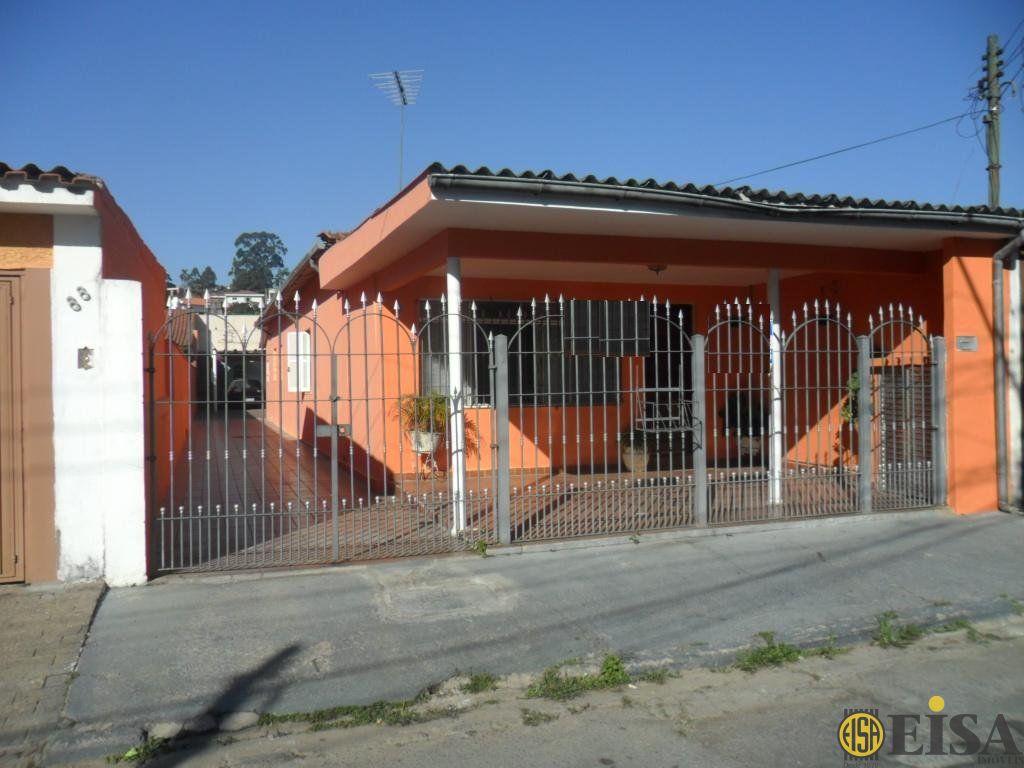 VENDA | CASA TéRREA - Horto Florestal - 3 dormitórios - 8 Vagas - 150m² - CÓD:EJ3157