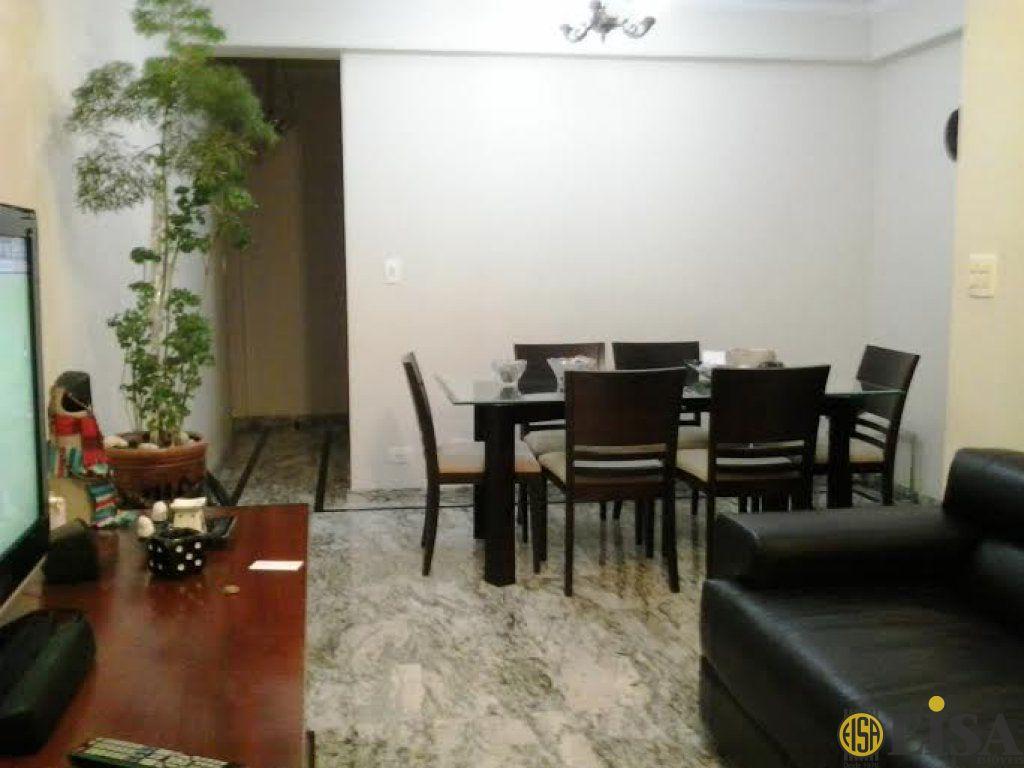 VENDA | APARTAMENTO - Água Fria - 3 dormitórios - 3 Vagas - 80m² - CÓD:EJ3307
