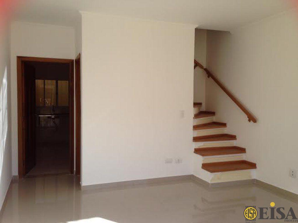 VENDA | SOBRADO - Americanópolis - 2 dormitórios - 3 Vagas - 85m² - CÓD:EJ3308