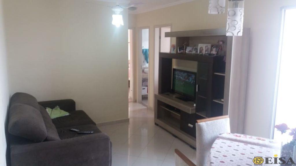 VENDA | APARTAMENTO - Jardim Brasil Zona Norte - 2 dormitórios - 1 Vagas - 53m² - CÓD:EJ3313