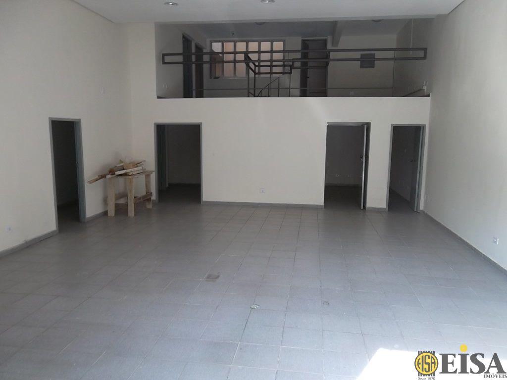 LOCAÇÃO | COMERCIAL - Jardim Brasil Zona Norte -  dormitórios -  Vagas - 120m² - CÓD:EJ3325