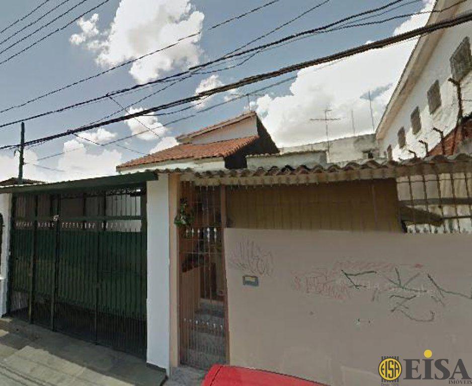 VENDA | CASA ASSOBRADADA - Jardim Leonor Mendes de Barros - 3 dormitórios - 2 Vagas - 132m² - CÓD:EJ3333