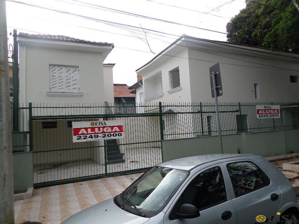 LOCAÇÃO | SOBRADO - Jardins - 3 dormitórios - 4 Vagas - 150m² - CÓD:EJ3335