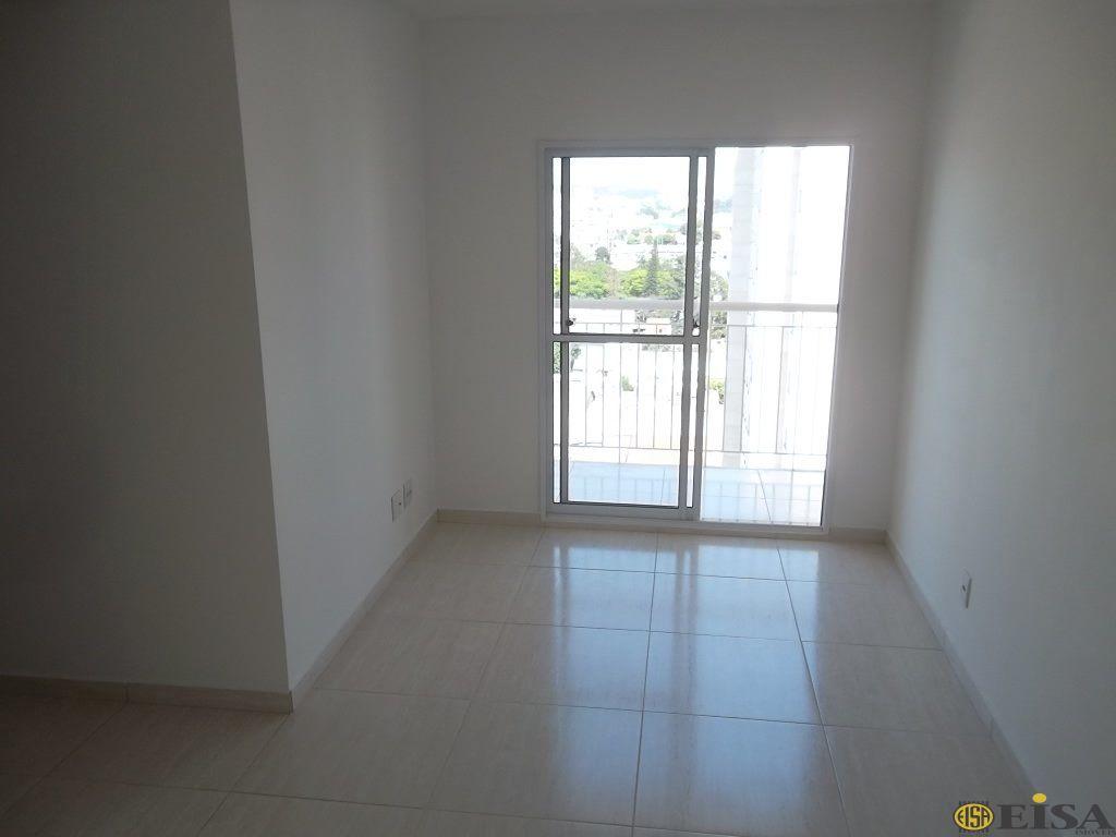 LOCAÇÃO | APARTAMENTO - Vila Constança - 2 dormitórios - 1 Vagas - 50m² - CÓD:EJ3368