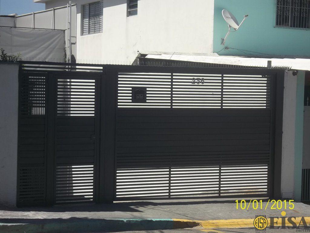 VENDA | CASA ASSOBRADADA - Vila Nivi - 3 dormitórios - 6 Vagas - 180m² - CÓD:EJ3407