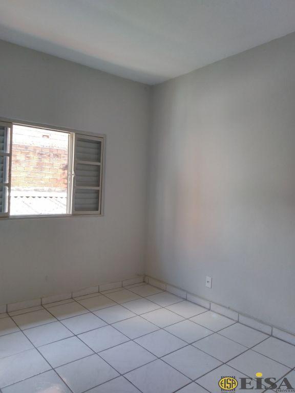 LOCAÇÃO | CASA TéRREA - Jardim Brasil Zona Norte - 1 dormitórios -  Vagas - 50m² - CÓD:EJ3412