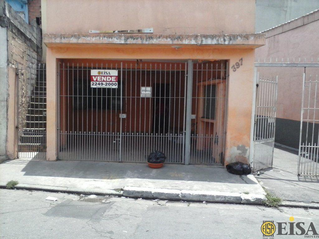 VENDA | SOBRADO - Jardim Brasil Zona Norte - 2 dormitórios - 1 Vagas - 175m² - CÓD:EJ3415
