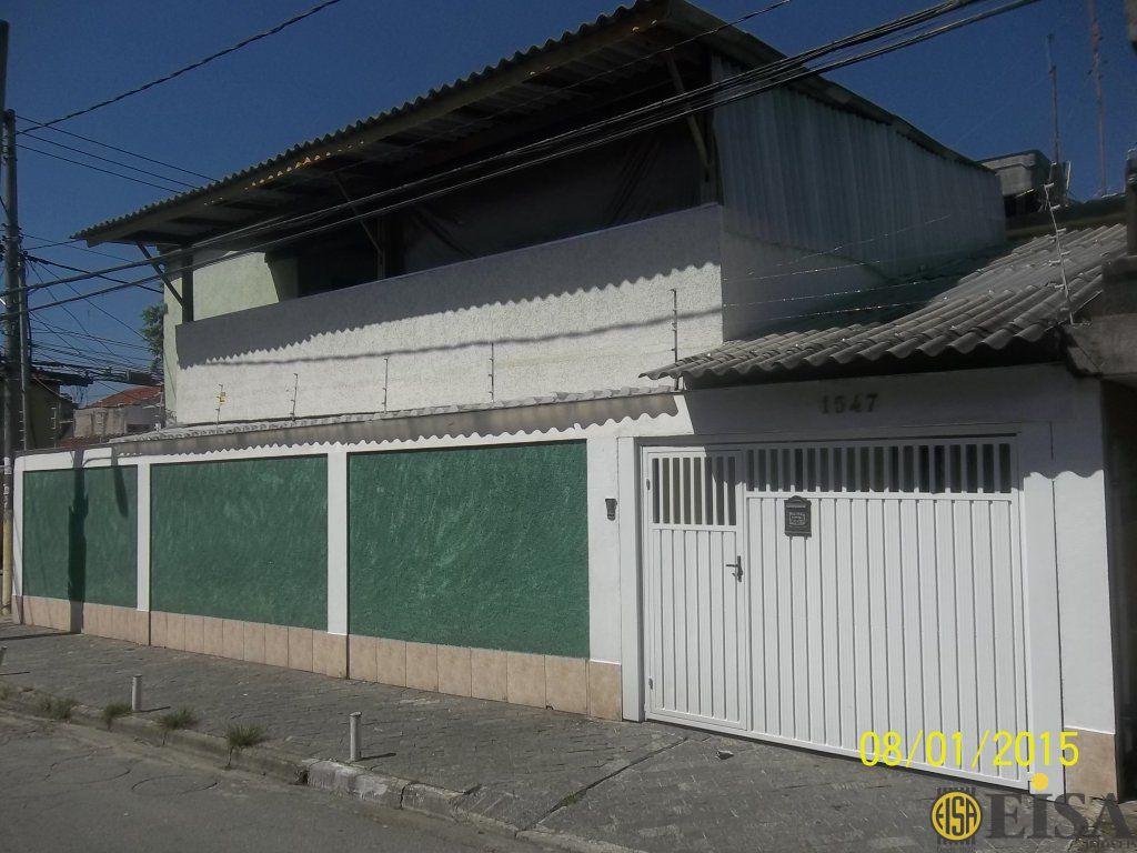 VENDA | CASA ASSOBRADADA - Parque Edu Chaves - 3 dormitórios - 2 Vagas - 90m² - CÓD:EJ3437