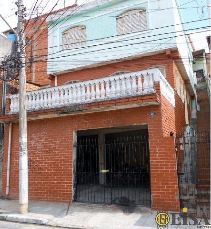 VENDA | CASA ASSOBRADADA - Gopoúva - 2 dormitórios - 2 Vagas - 204m² - CÓD:EJ3458