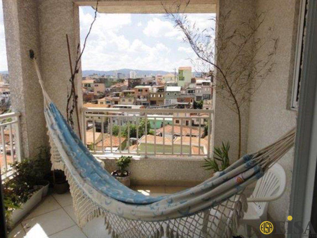 VENDA   APARTAMENTO - Parada Inglesa - 3 dormitórios - 2 Vagas - 110m² - CÓD:EJ3502