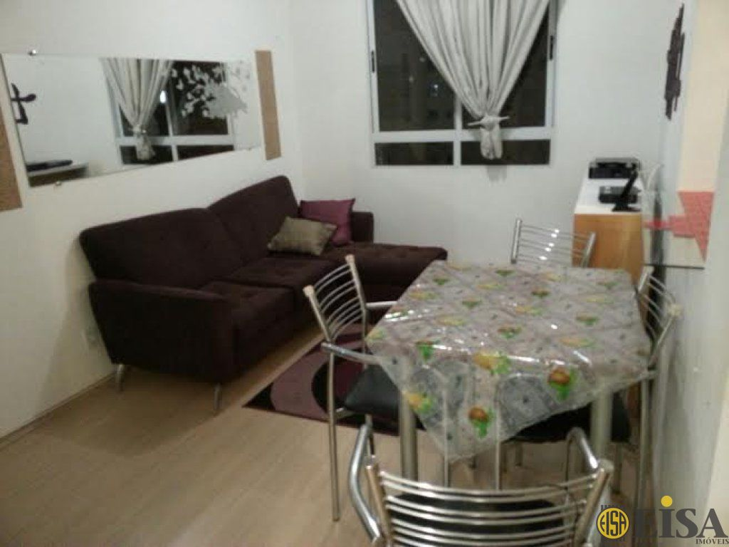 VENDA | APARTAMENTO - Vila Augusta - 2 dormitórios - 1 Vagas - 50m² - CÓD:EJ3543