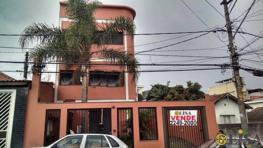 VENDA | COMERCIAL - Vila Maria Alta -  dormitórios -  Vagas - 591m² - CÓD:EJ3553
