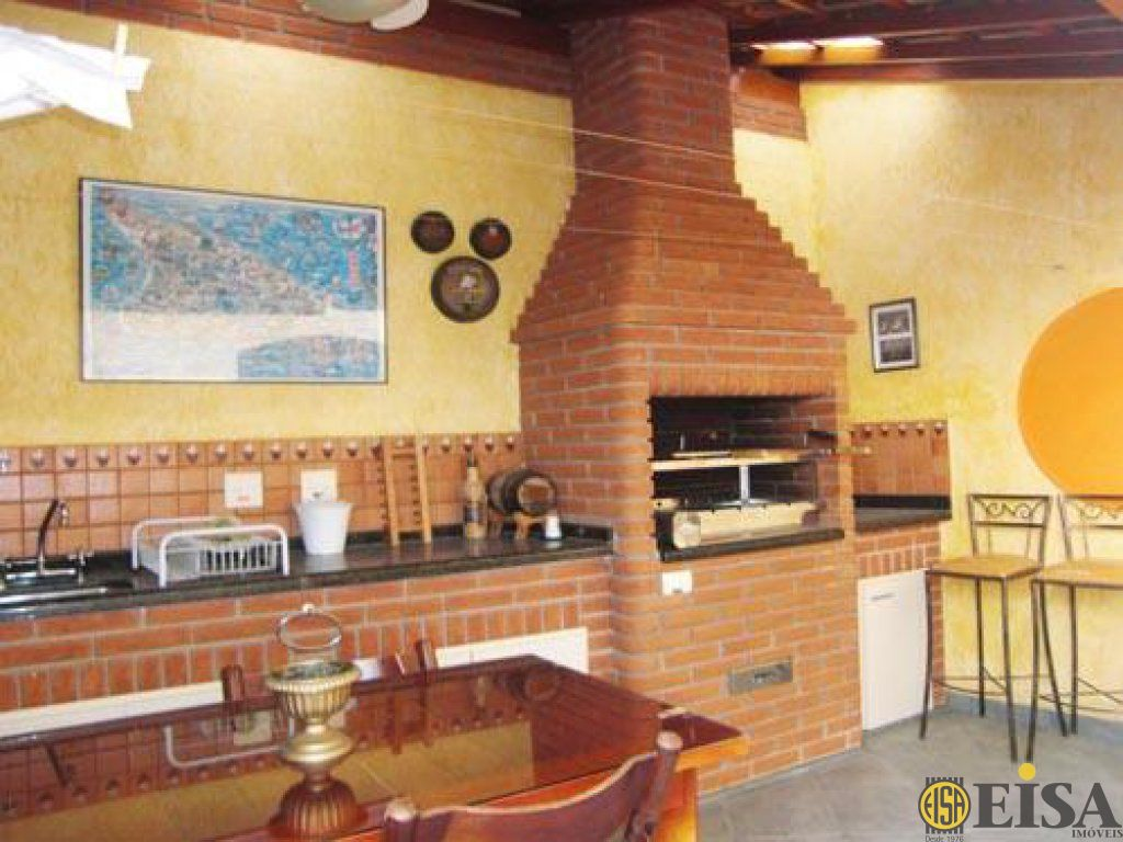 VENDA | SOBRADO - Chora Menino - 3 dormitórios - 4 Vagas - 255m² - CÓD:EJ3562