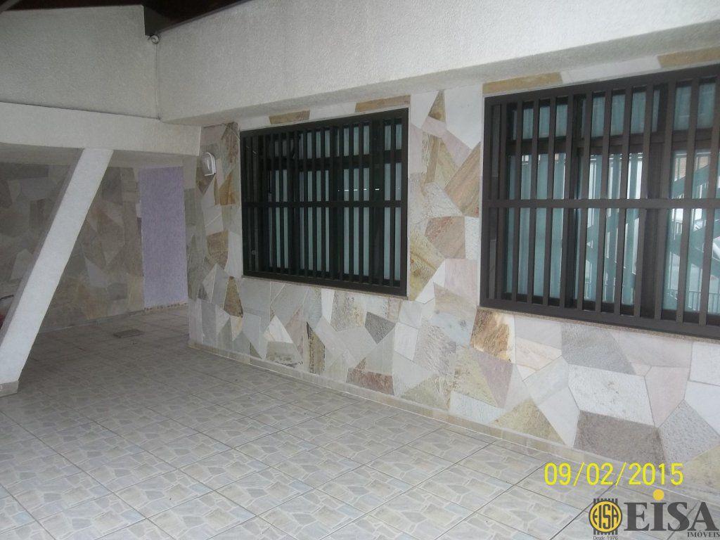 VENDA | SOBRADO - Parque Edu Chaves - 4 dormitórios - 6 Vagas - 267m² - CÓD:EJ3684