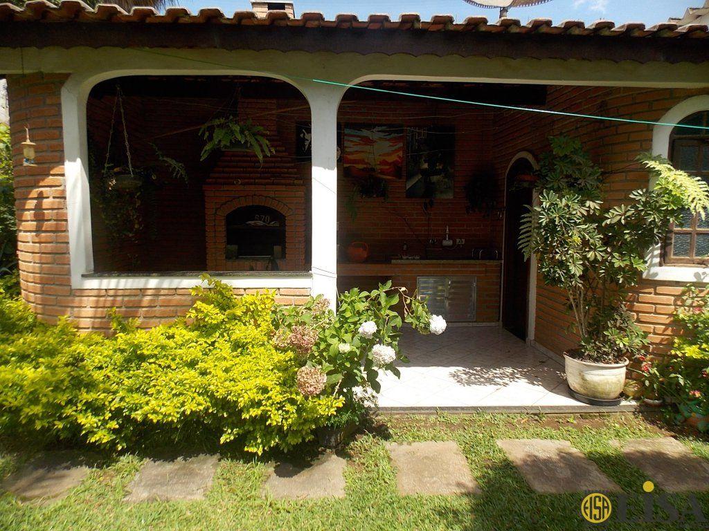SOBRADO - CANTAREIRA , SãO PAULO - SP   CÓD.: EJ3692