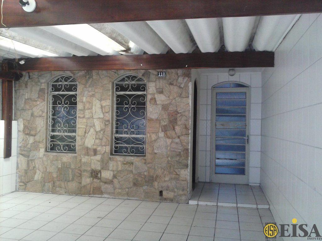 VENDA | SOBRADO - Parque Edu Chaves - 4 dormitórios - 2 Vagas - 120m² - CÓD:EJ3694