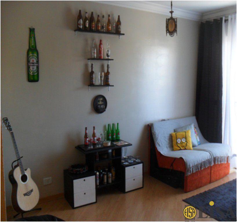 VENDA | APARTAMENTO - Carandiru - 2 dormitórios - 1 Vagas - 62m² - CÓD:EJ3723