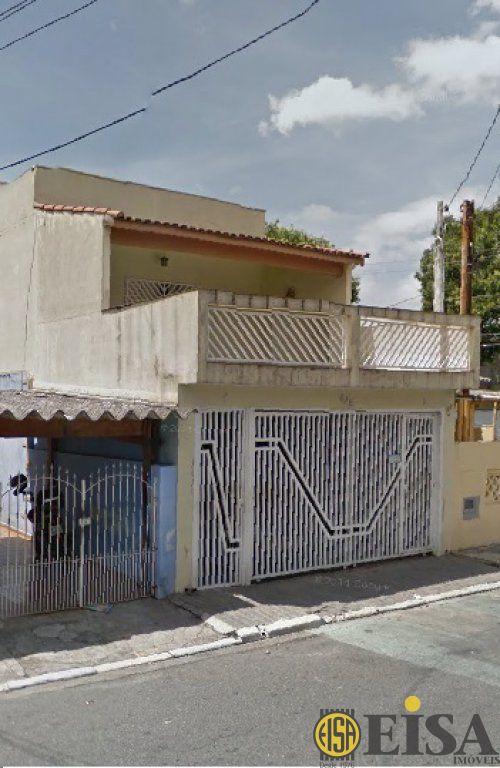 VENDA | SOBRADO - Jardim Brasil Zona Norte - 4 dormitórios - 2 Vagas - 0m² - CÓD:EJ3736