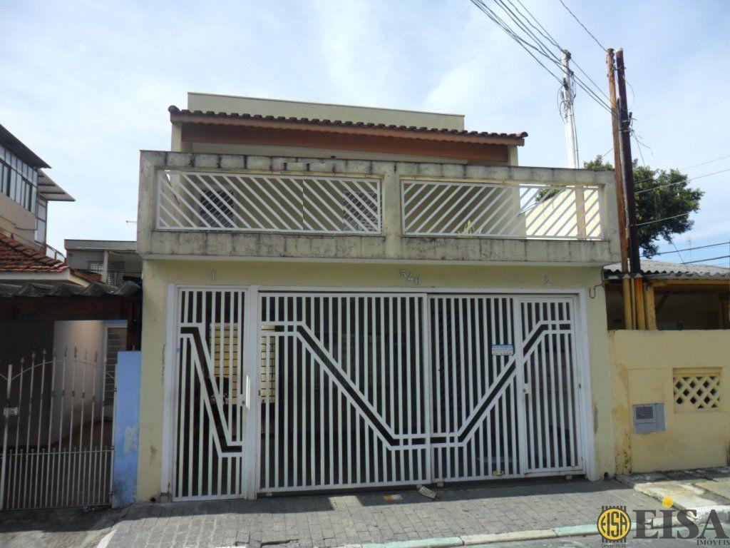 SOBRADO - JARDIM BRASIL ZONA NORTE , SãO PAULO - SP | CÓD.: EJ3736