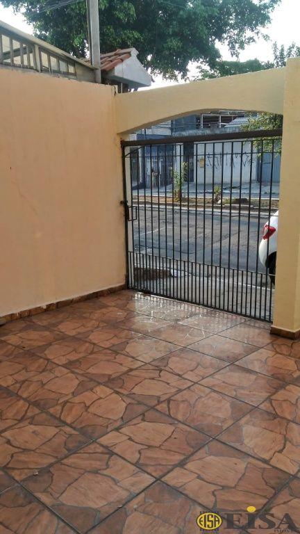 LOCAÇÃO | CASA TéRREA - Parque Edu Chaves - 2 dormitórios - 1 Vagas - 90m² - CÓD:EJ3764