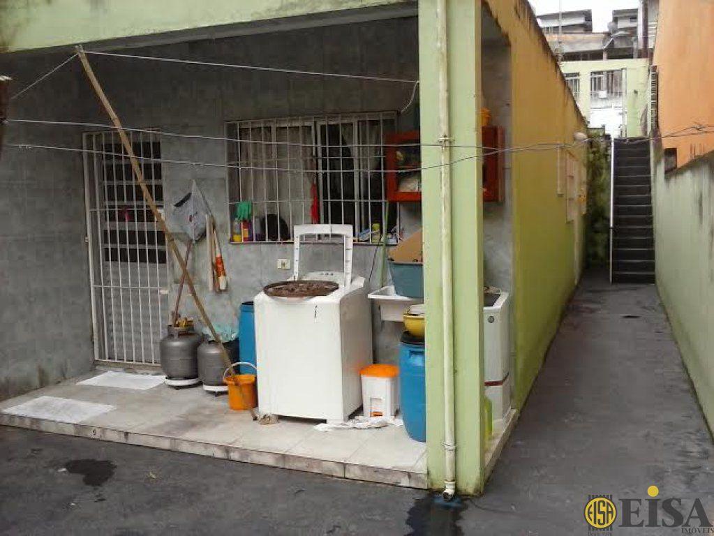 CASA TéRREA - PARQUE CONTINENTAL , GUARULHOS - SP | CÓD.: EJ3798