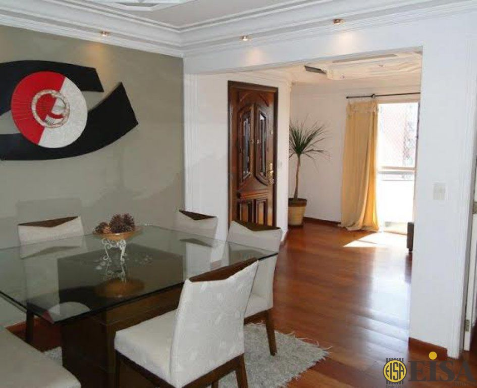VENDA | COBERTURA - Mandaqui - 3 dormitórios - 3 Vagas - 170m² - CÓD:EJ3799