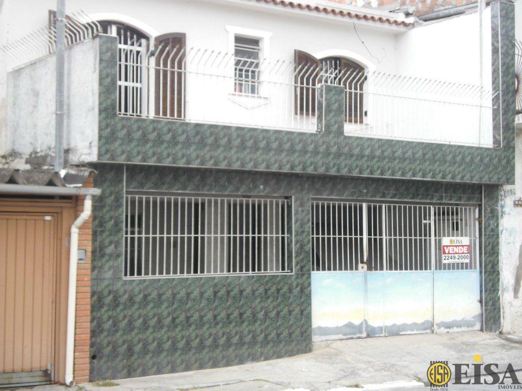 VENDA | SOBRADO - Vila Nova Mazzei - 2 dormitórios - 2 Vagas - 100m² - CÓD:EJ3823
