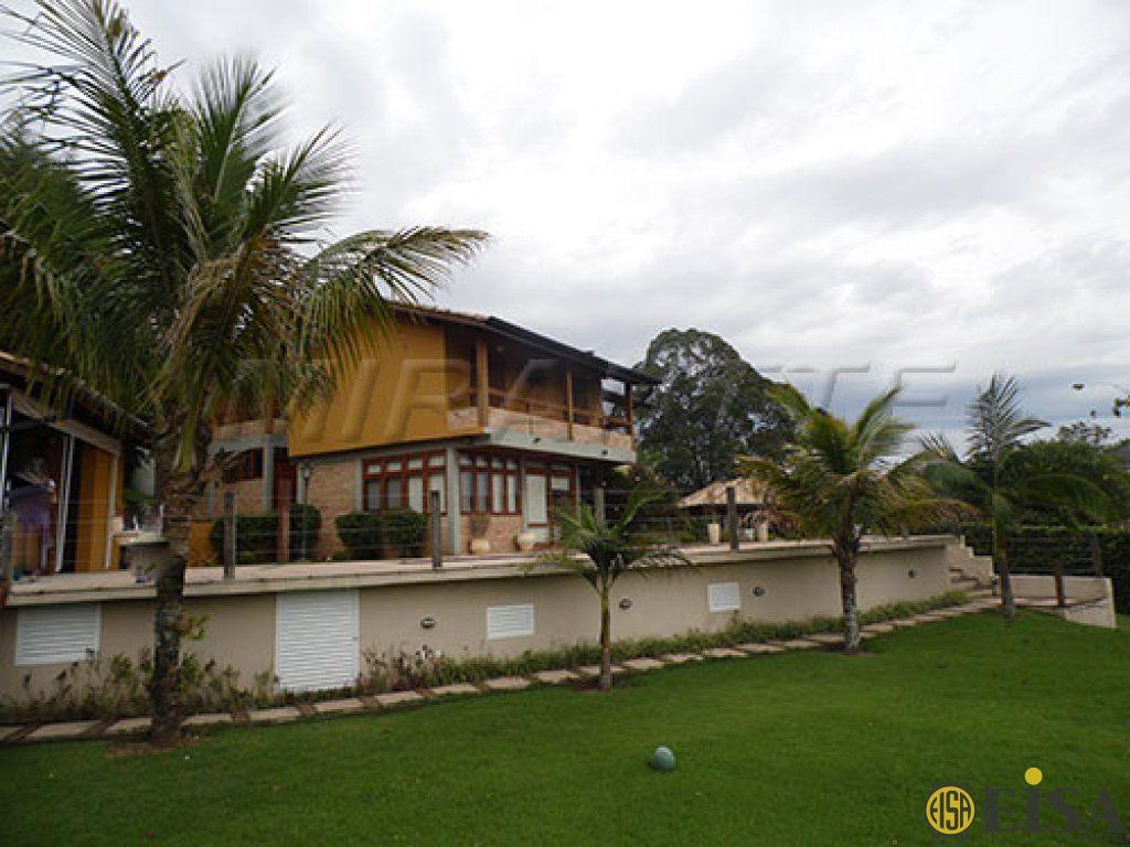 SOBRADO - ESTRADA VELHA DE BRAGANçA , MAIRIPORã - SP   CÓD.: EJ3824