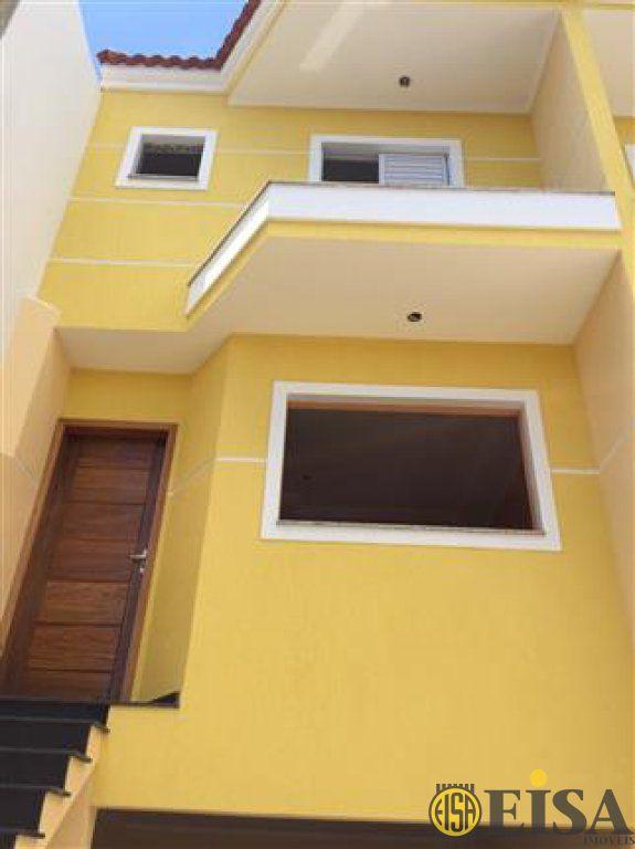 VENDA | SOBRADO - Vila Medeiros - 3 dormitórios - 3 Vagas - 120m² - CÓD:EJ3842