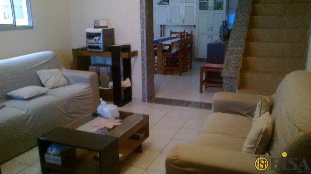 VENDA | SOBRADO - Parque Continental - 3 dormitórios - 3 Vagas - 200m² - CÓD:EJ3855