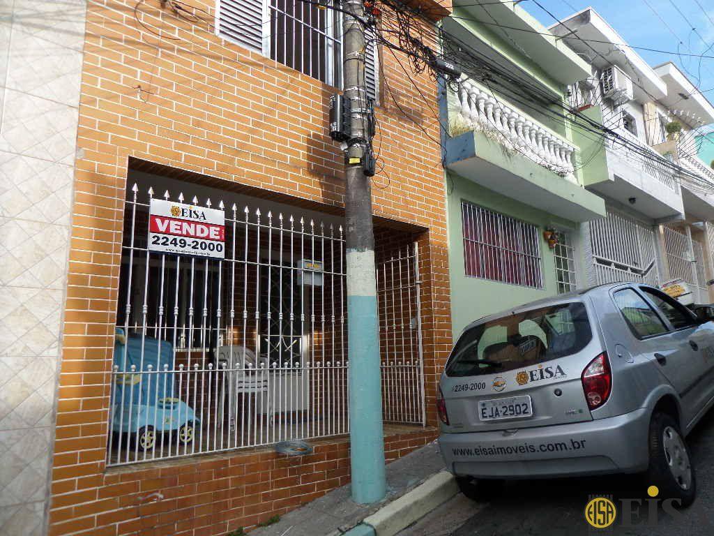 VENDA | SOBRADO - Parada Inglesa - 2 dormitórios -  Vagas - 90m² - CÓD:EJ3881