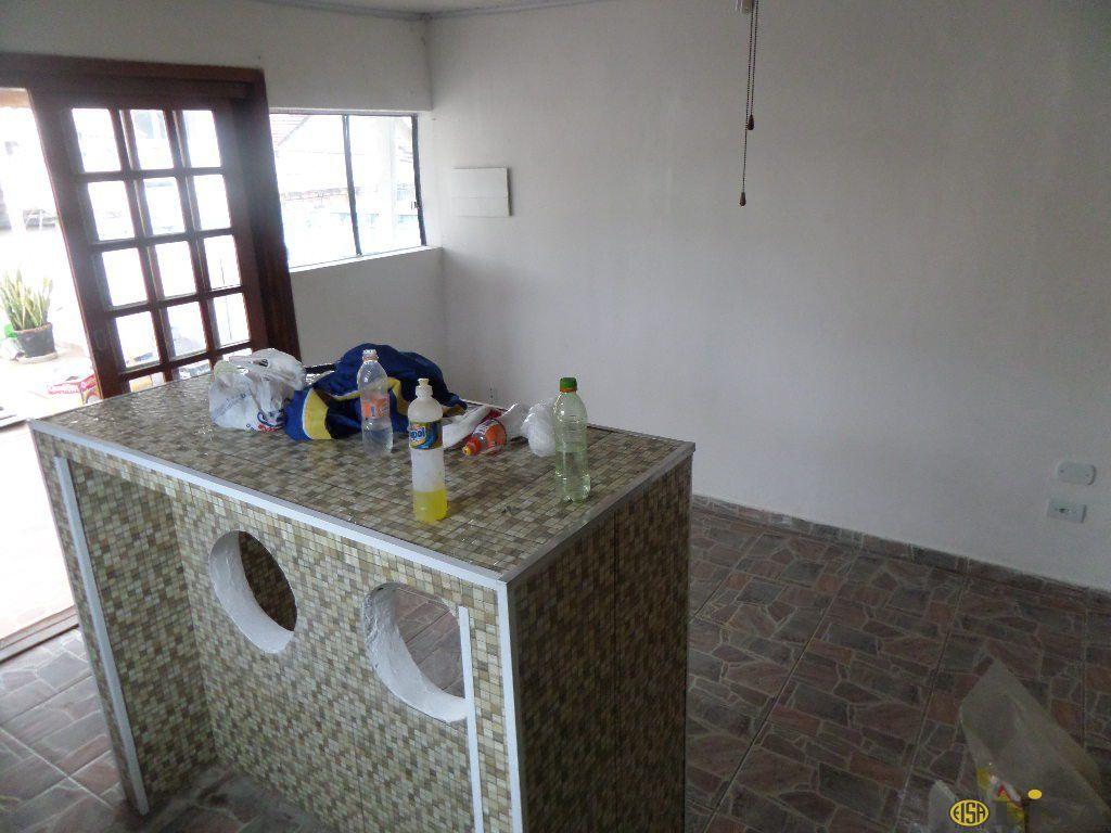 VENDA | CASA ASSOBRADADA - Jardim Brasil Zona Norte - 2 dormitórios -  Vagas - 100m² - CÓD:EJ3982