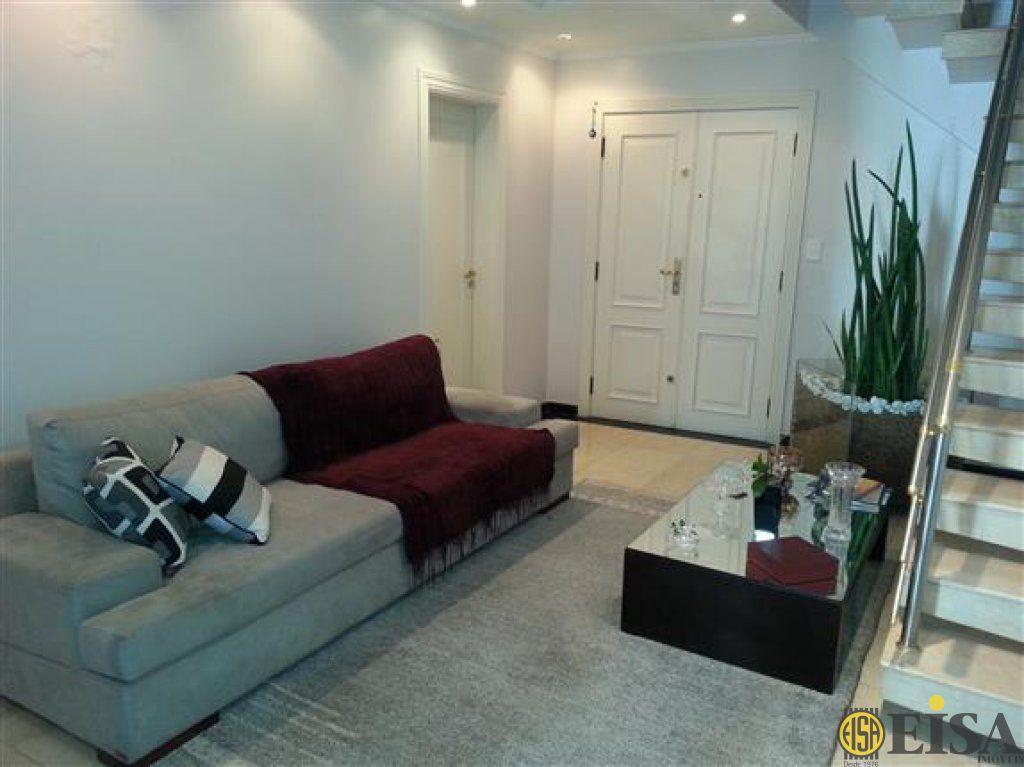 VENDA | COBERTURA - Parada Inglesa - 4 dormitórios - 4 Vagas - 240m² - CÓD:EJ4006