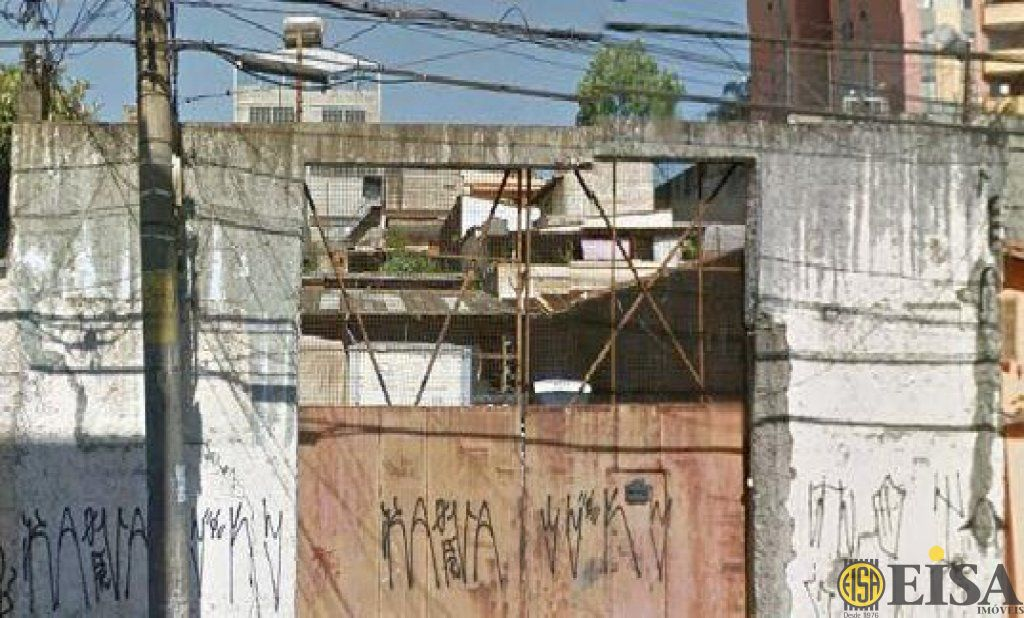 TERRENO - MANDAQUI , SãO PAULO - SP | CÓD.: EJ4008