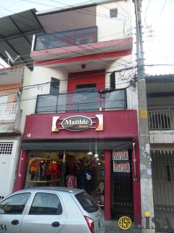 LOCAÇÃO | COMERCIAL - Jardim Brasil Zona Norte -  dormitórios -  Vagas - 45m² - CÓD:EJ4018