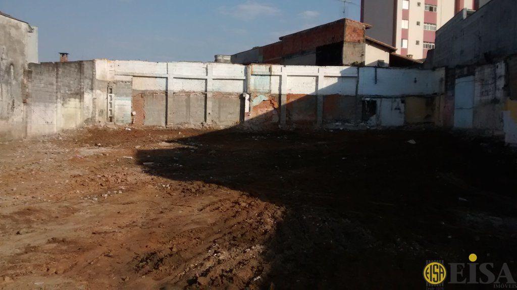 VENDA | TERRENO - Tucuruvi -  dormitórios -  Vagas - m² - CÓD:EJ4033