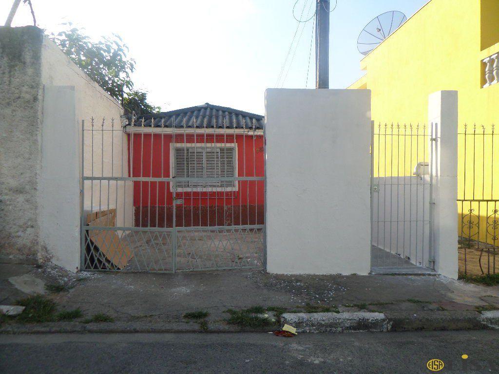 VENDA | CASA TéRREA - Jardim Brasil Zona Norte - 1 dormitórios - 1 Vagas - 160m² - CÓD:EJ4041