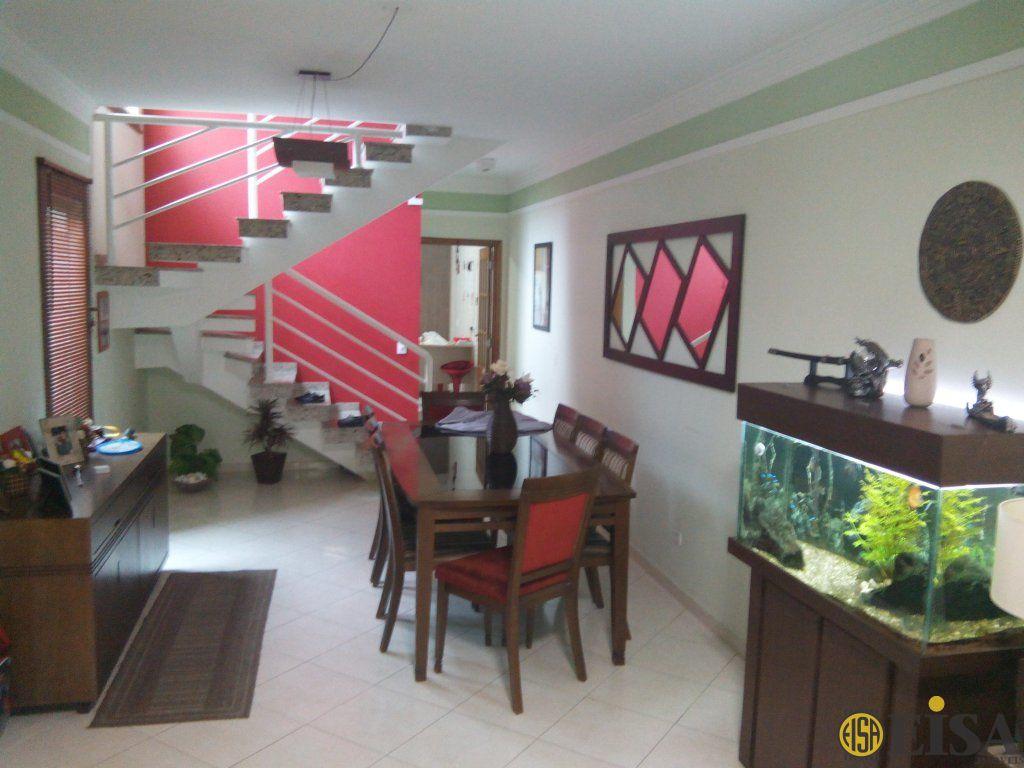 VENDA | SOBRADO - Parque Edu Chaves - 3 dormitórios - 4 Vagas - 220m² - CÓD:EJ4081
