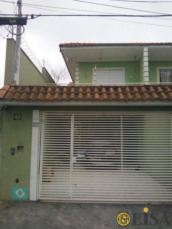 SOBRADO - PARQUE EDU CHAVES , SãO PAULO - SP | CÓD.: EJ4081