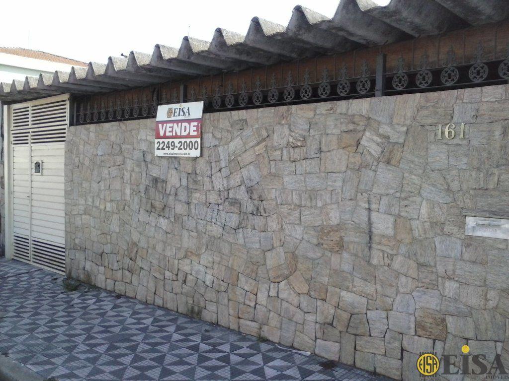 VENDA   CASA TéRREA - Parque Edu Chaves - 2 dormitórios - 8 Vagas - 120m² - CÓD:EJ4083