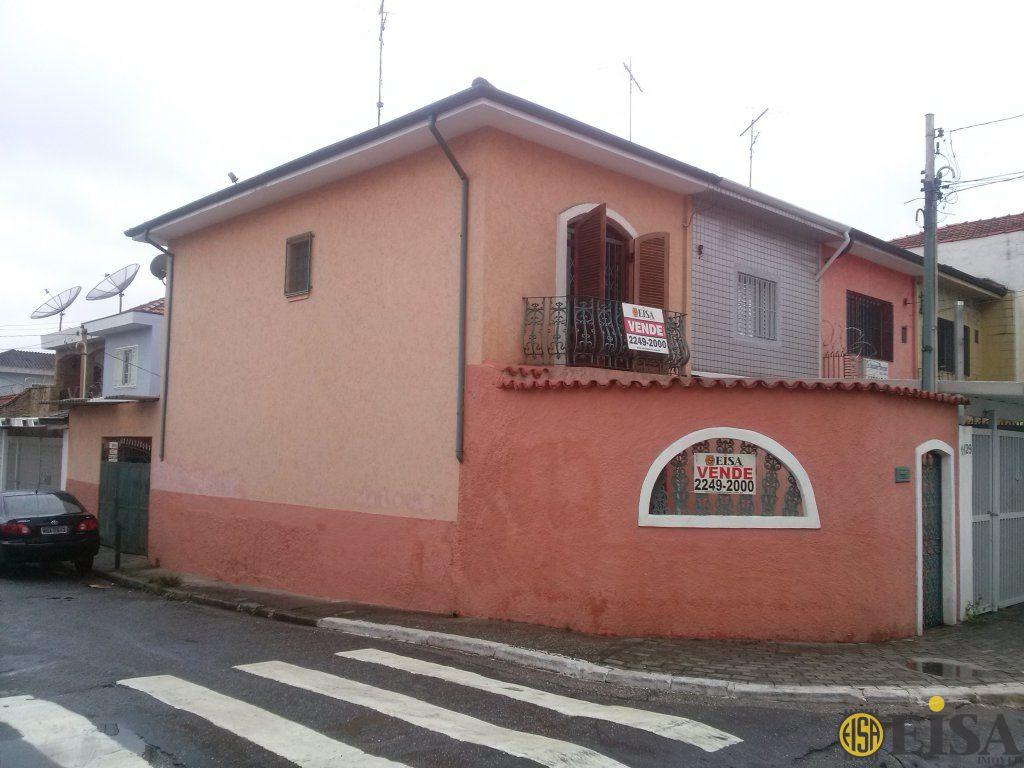 VENDA | SOBRADO - Jaçanã - 2 dormitórios - 1 Vagas - 80m² - CÓD:EJ4109