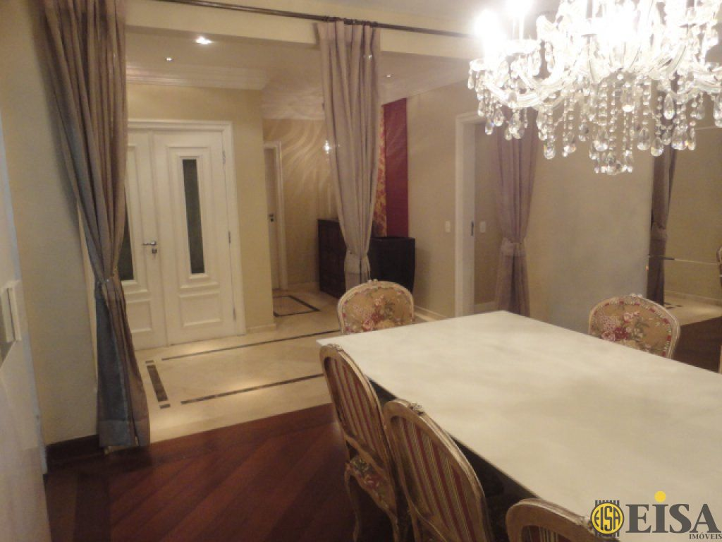 VENDA | APARTAMENTO - Campestre - 3 dormitórios - 4 Vagas - 263m² - CÓD:EJ4135