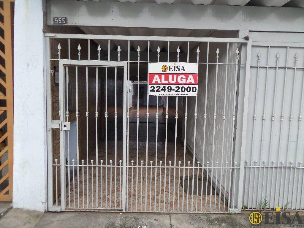 LOCAÇÃO | COMERCIAL - Jardim Brasil Zona Norte -  dormitórios - 1 Vagas - 40m² - CÓD:EJ4180