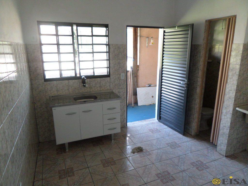 LOCAÇÃO | CASA TéRREA - Jardim Brasil Zona Norte - 1 dormitórios - 0 Vagas - 50m² - CÓD:EJ4194