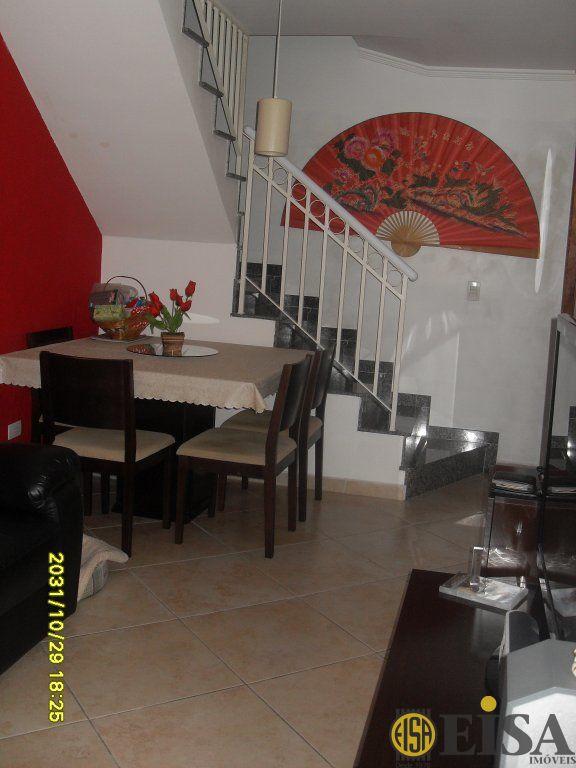 VENDA | SOBRADO - Horto Florestal - 3 dormitórios - 1 Vagas - 100m² - CÓD:EJ4197