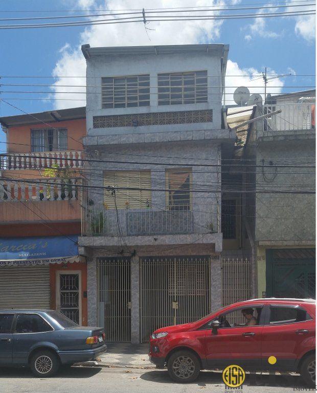 VENDA   SOBRADO - Jardim Brasil Zona Norte - 2 dormitórios - 1 Vagas - 248m² - CÓD:EJ4205
