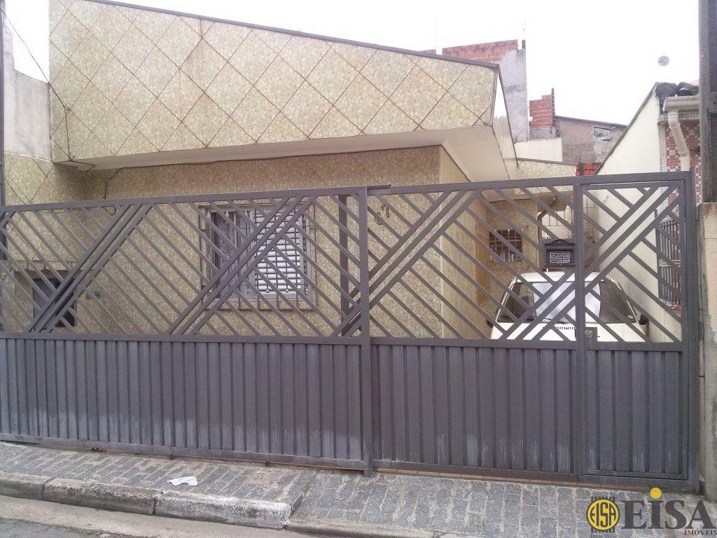 VENDA | CASA TéRREA - Jardim Brasil Zona Norte - 2 dormitórios - 1 Vagas - 92m² - CÓD:EJ4206