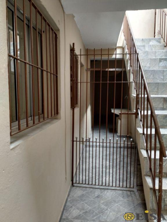 LOCAÇÃO | CASA TéRREA - Jardim Brasil Zona Norte - 1 dormitórios -  Vagas - 30m² - CÓD:EJ4210