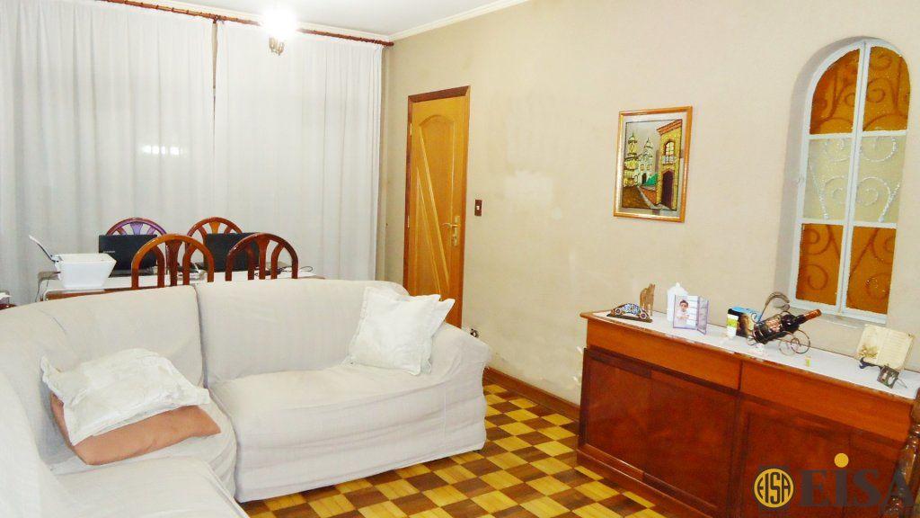 VENDA | CASA TéRREA - Vila Mazzei - 3 dormitórios - 2 Vagas - 169m² - CÓD:EJ4253